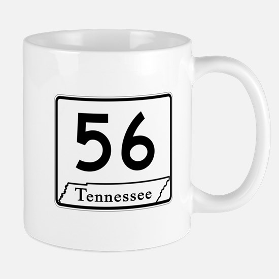 State Route 56, Tennessee Mug
