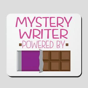 Mystery Writer Mousepad