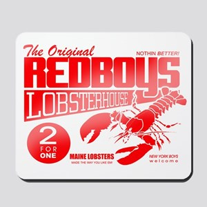 """Redtees Lobster House"" Mousepad"