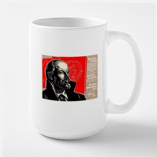 Lenin Marxist Quotes Red Soviet Revolution Bo Mugs