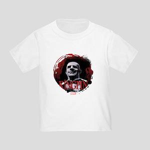 Kingpin Splatter Toddler T-Shirt