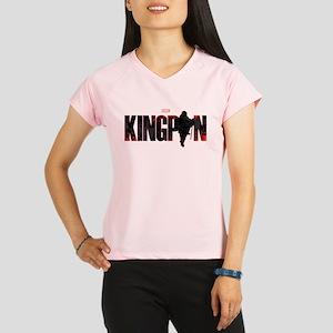 Kingpin Word Performance Dry T-Shirt