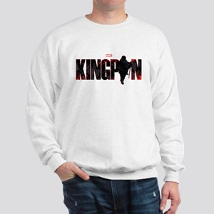 Kingpin Word Sweatshirt