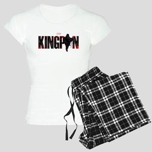 Kingpin Word Women's Light Pajamas