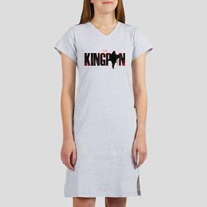 Kingpin Word Women's Nightshirt