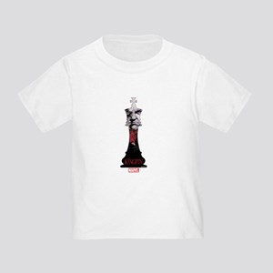 Kingpin Chesspiece Toddler T-Shirt