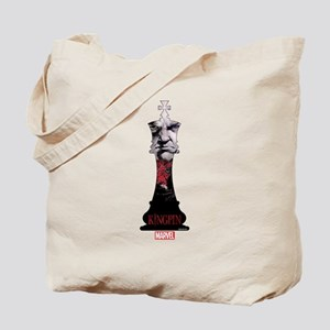 Kingpin Chesspiece Tote Bag