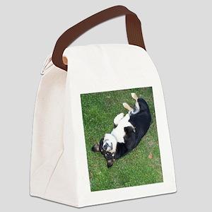 Trip Hazard! Canvas Lunch Bag
