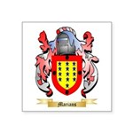 Marians Square Sticker 3