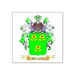 Margulis Square Sticker 3