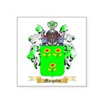 Margules Square Sticker 3