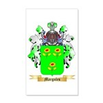 Margules 20x12 Wall Decal