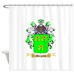 Margules Shower Curtain