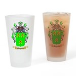 Marguiles Drinking Glass