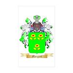 Marguet Sticker (Rectangle 10 pk)