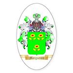Margueron Sticker (Oval)
