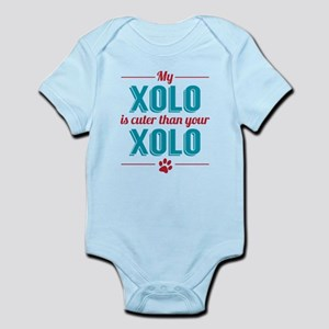 Cuter Xolo Body Suit