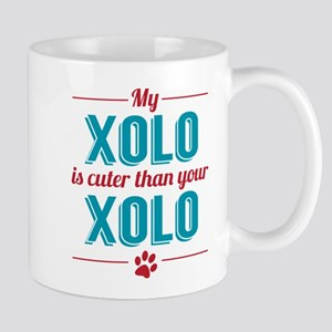 Cuter Xolo Mugs