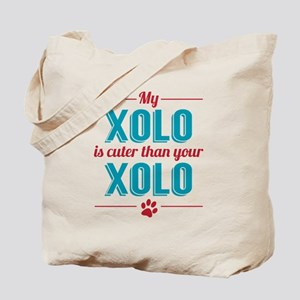 Cuter Xolo Tote Bag