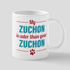 Cuter Zuchon Mugs