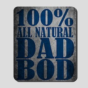 Dad Bod Mousepad