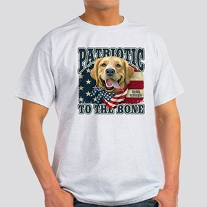 Patriotic Golden Light T-Shirt