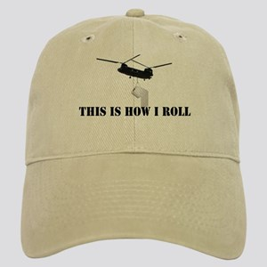THIS IS HOW I ROLL CH-47 CHINOOK Cap