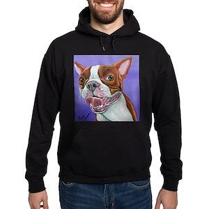 50f1f707a8b Boston Terrier Men s Hoodies   Sweatshirts - CafePress