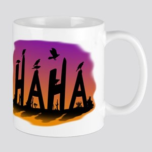 HAHA - The Harris' Hawk Mugs