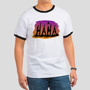 HAHA - The Harris' Hawk T-Shirt