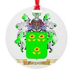 Margueritte Round Ornament