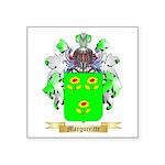 Margueritte Square Sticker 3