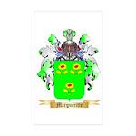 Margueritte Sticker (Rectangle)