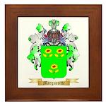 Margueritte Framed Tile