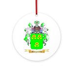 Margueritte Ornament (Round)