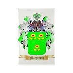 Marguerin Rectangle Magnet (10 pack)