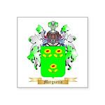 Marguerin Square Sticker 3
