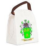 Marguerie Canvas Lunch Bag