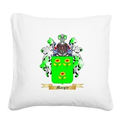 Margry Square Canvas Pillow