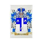 Margretts Rectangle Magnet (100 pack)