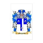 Margretts Sticker (Rectangle)