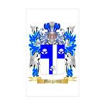 Margretts Sticker (Rectangle 10 pk)