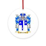 Margretts Round Ornament