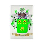 Margotin Rectangle Magnet (10 pack)