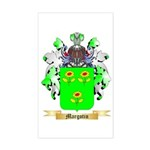 Margotin Sticker (Rectangle)