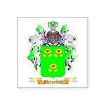 Margoteau Square Sticker 3