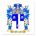 Margot Square Car Magnet 3