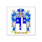 Margot Square Sticker 3