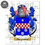 Margossian Puzzle