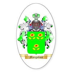 Margolius Sticker (Oval 50 pk)